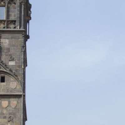 Praga de cien torres, Praga de película