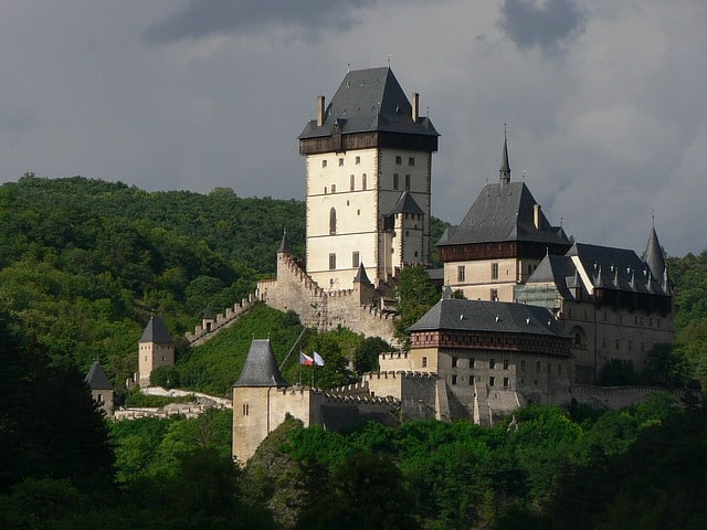 Czech - Karlštejn