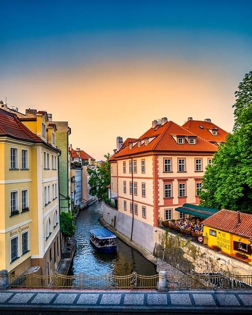Prague Venice