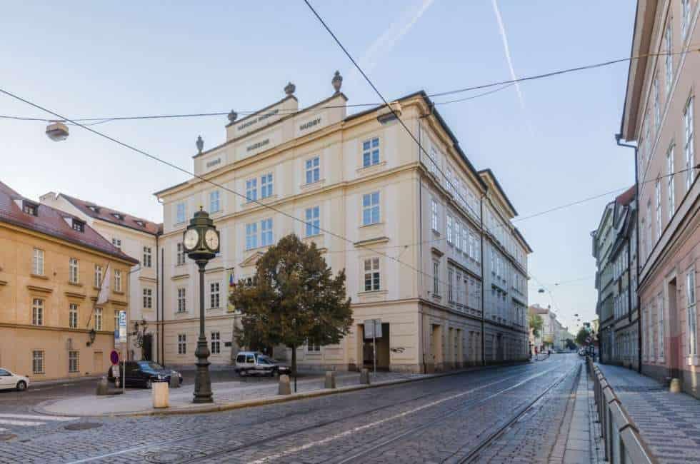 Prague Museum of Czech music