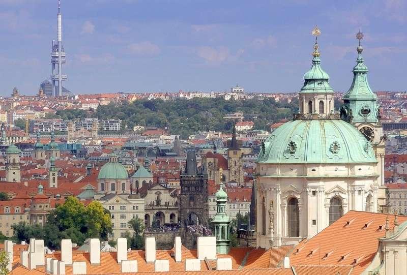 zizkov Prague