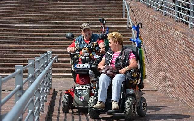 prague wheelchair