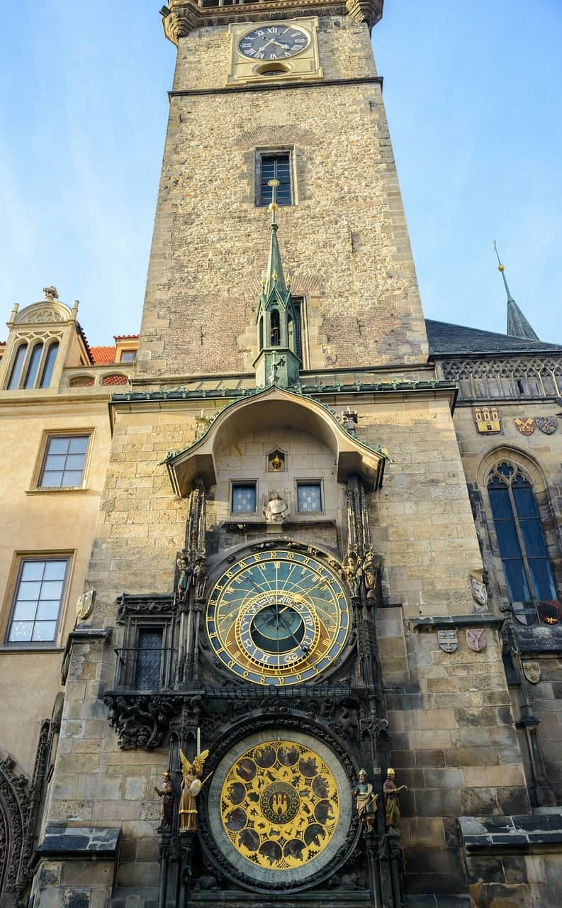 Astronomical Clock Prague - Old Town Square