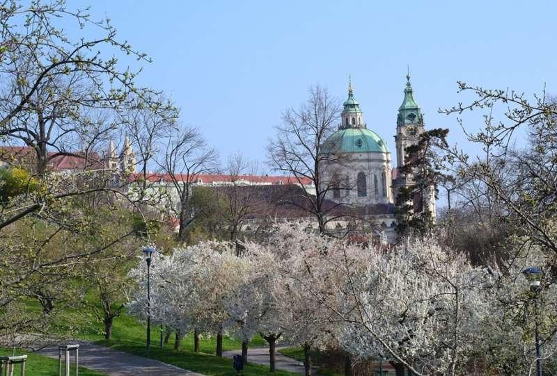 Weather in Prague