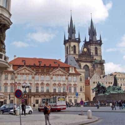 Prager Altstädter Ring – das pulsierende Herz der Stadt