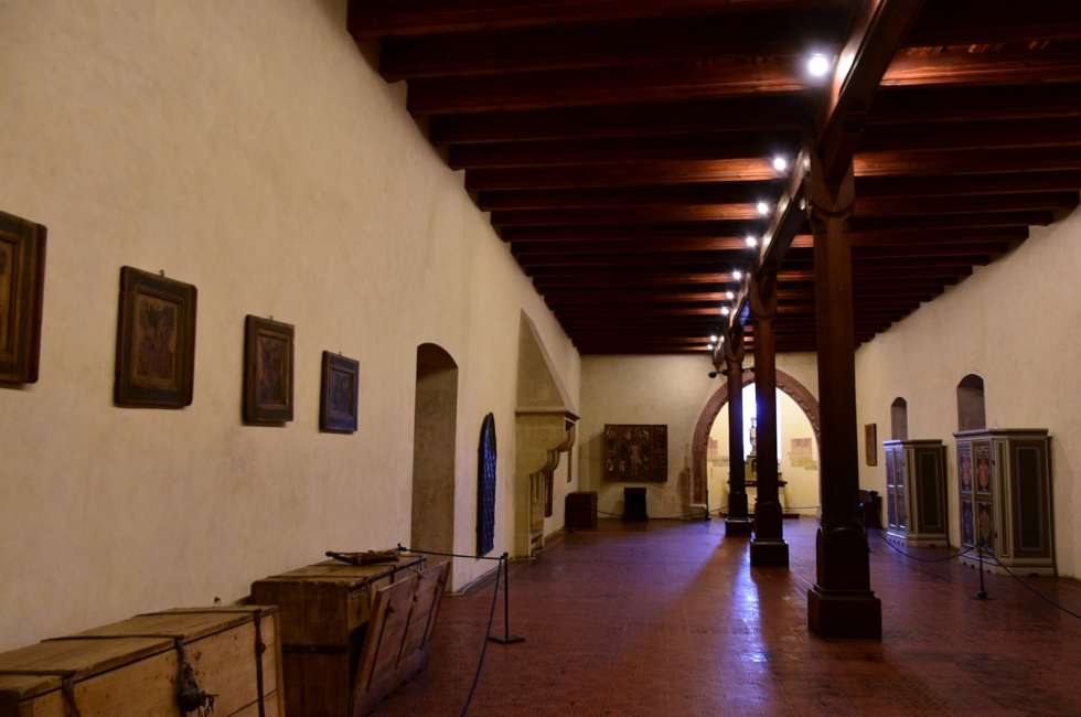 Karlstejn Castle - Interior